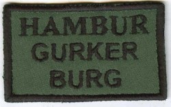 Hambur Gurker Burg-Patch
