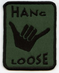 Hang Loose-Patch