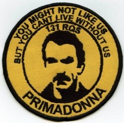 PJ Primadonna-Patch