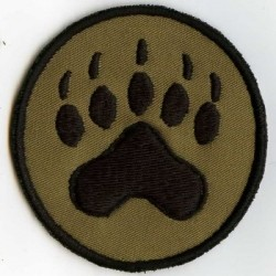 Bear Tracker-Patch