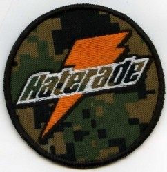 Haterrade-Patch