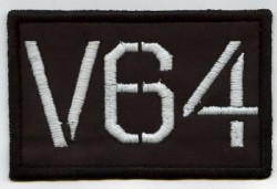 Call Sign Vers.2 - Patch