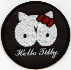 Hello Titty-Patch