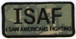 ISAF-Patch