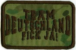Team Deutschland-Patch