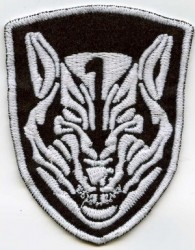 MOH Wolf-Patch