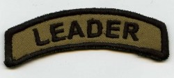 Leader-Patch