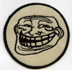 Troll Face-Patch
