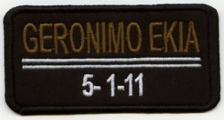 Geronimo Ekia-Patch