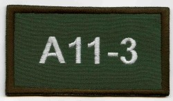 Dein KSK / BW Call Sign Vers.2 - Patch