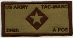 Dein Army Ident.-Patch