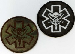 Pararescue-Patch