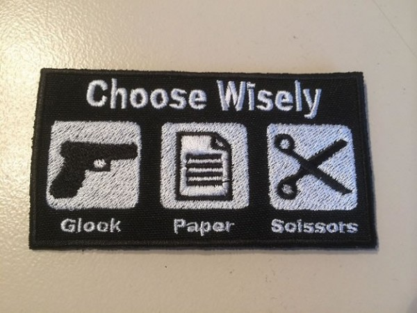 Choose Wisely-Patch