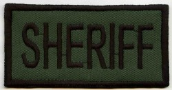Sheriff-Patch