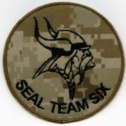 Seal Team Six-Patch