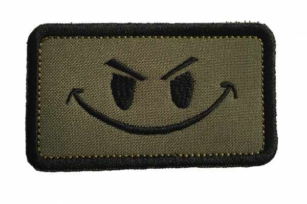 Evil Smily (gross)-Patch