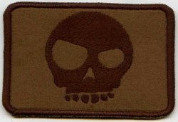Bad Skull-Patch