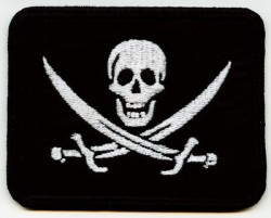 Calico Jack (gross)-Patch