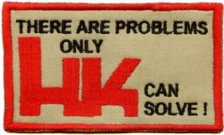 HK There are...-Patch