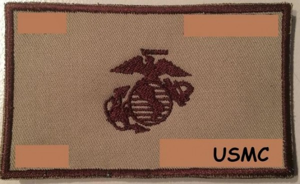 Dein USMC Ident.-Patch