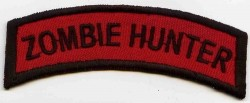 Zombie Hunter-Patch