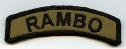 Rambo-Patch